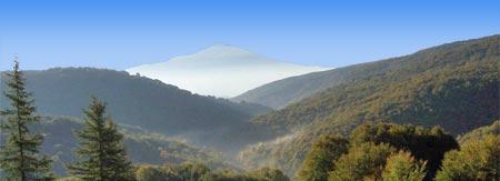 Monte Soro in Sicilia
