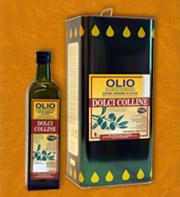 Olio extravergine di oliva biologico di Sicilia